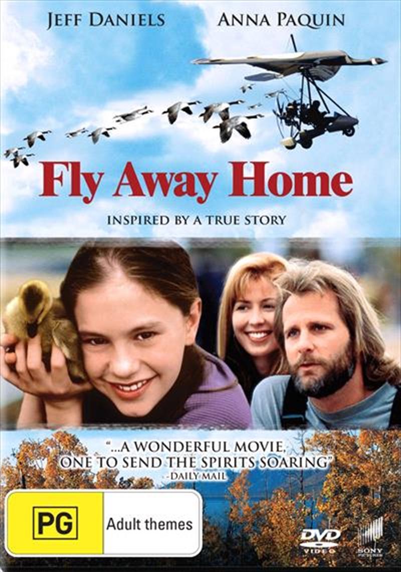 Fly Away Home | DVD