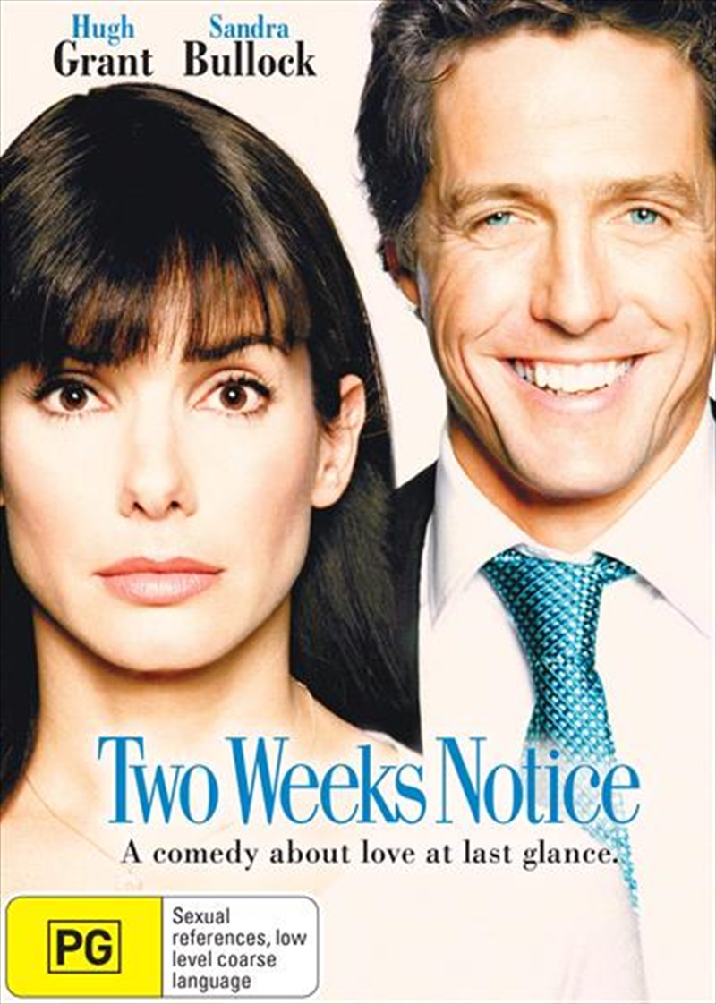 Two Weeks Notice | DVD