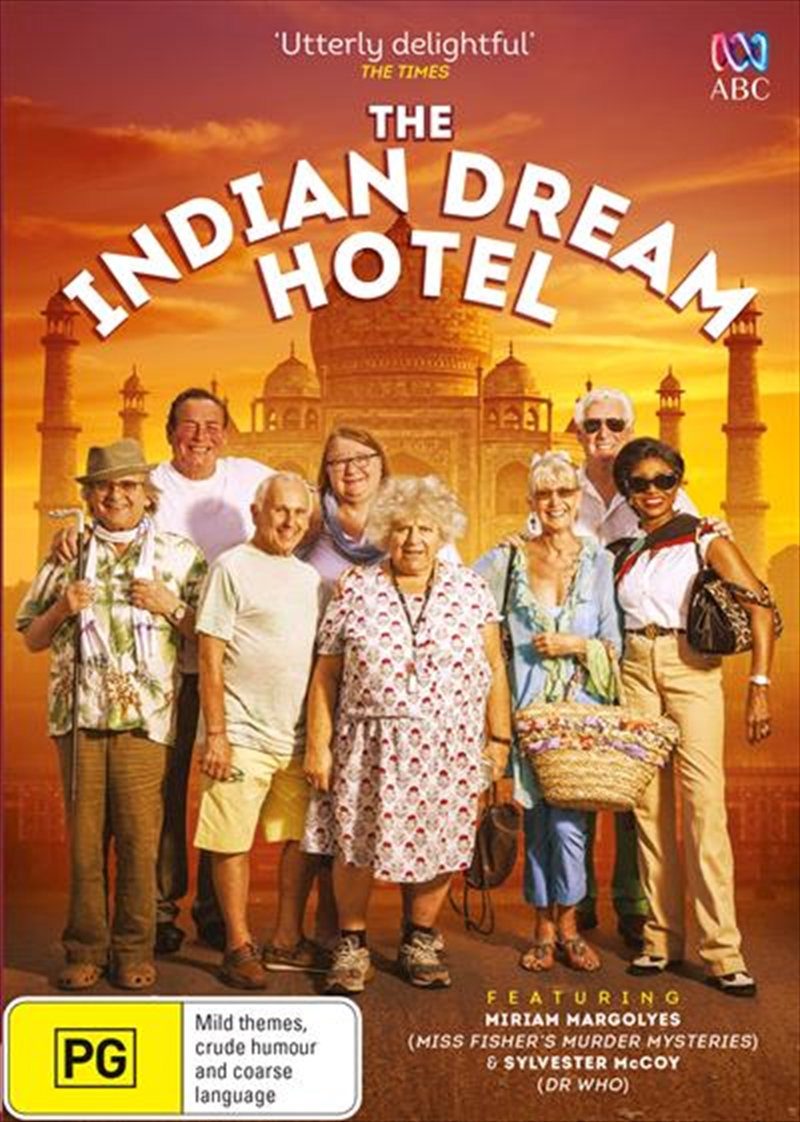 Indian Dream Hotel - Series 1 | DVD