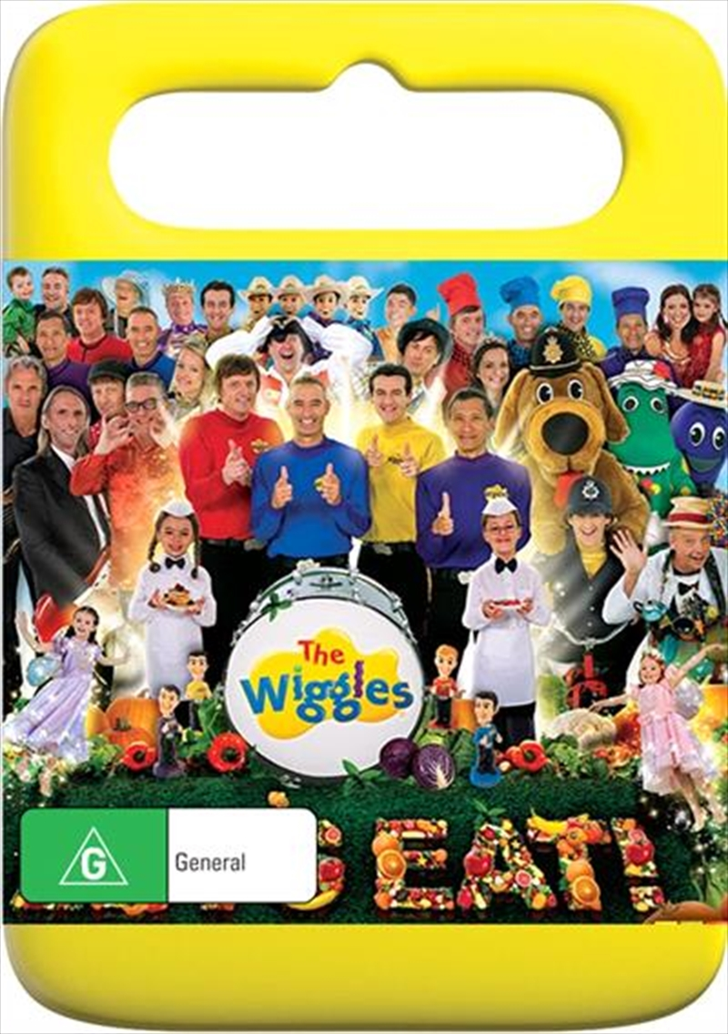 Wiggles - Let's Eat, The | DVD