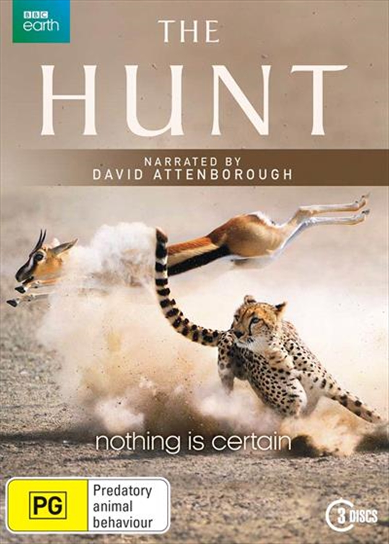 Hunt, The | DVD