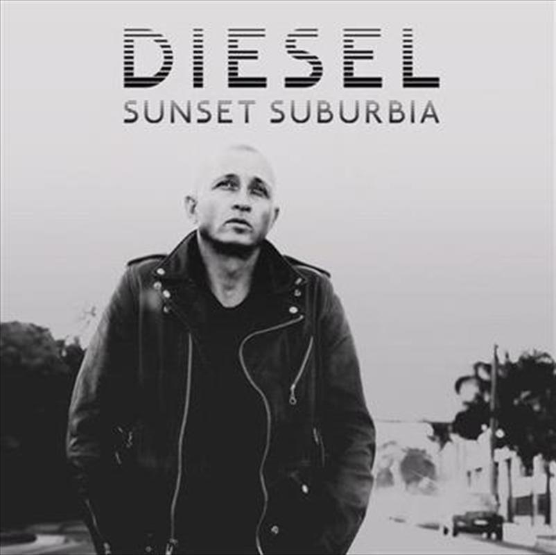 Sunset Suburbia | CD