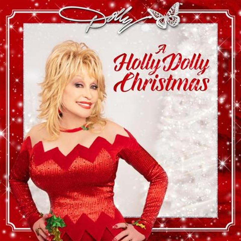 A Holly Dolly Christmas | CD