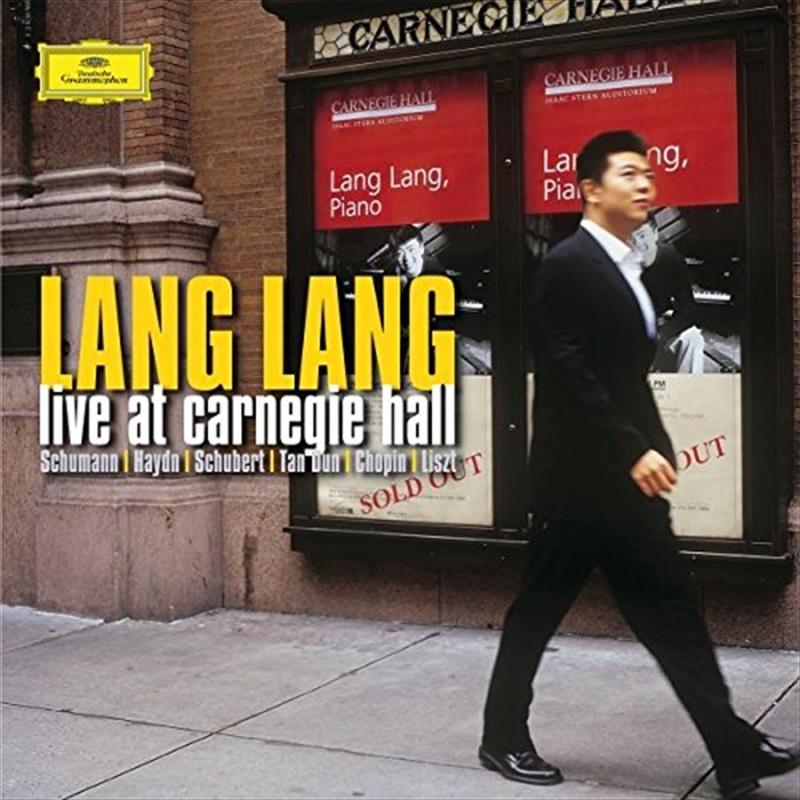 Live At Carnegie Hall | Vinyl