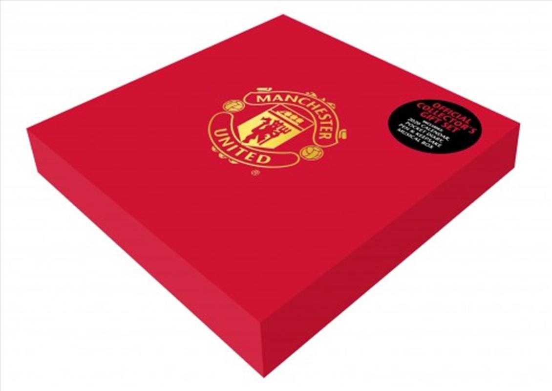 Manchester United Gift Box   Merchandise