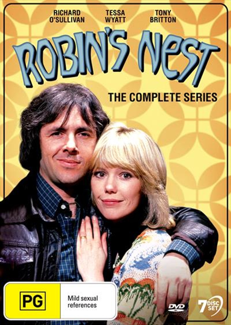 Robin's Nest | Complete Series | DVD