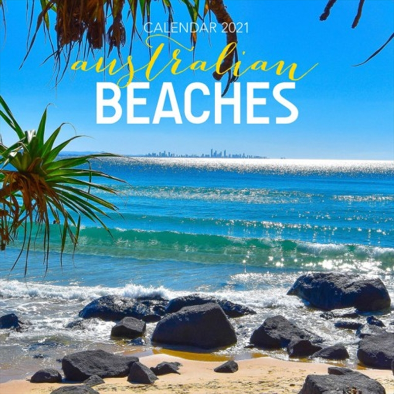 Australian Beaches 2021 Square Calendar | Merchandise
