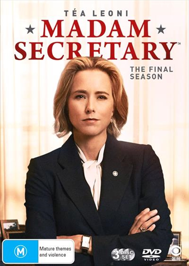 Madam Secretary - Season 6 | DVD