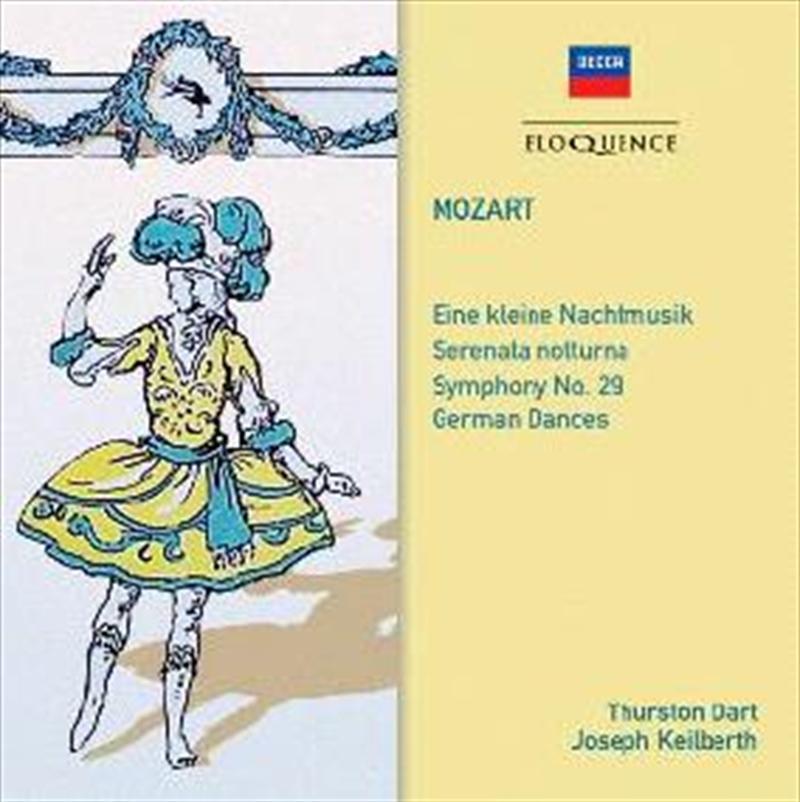 Mozart - Serenades | CD