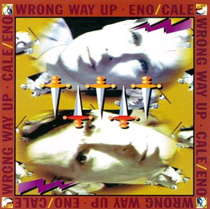 Wrong Way Up - 30th Anniversary Edition | CD
