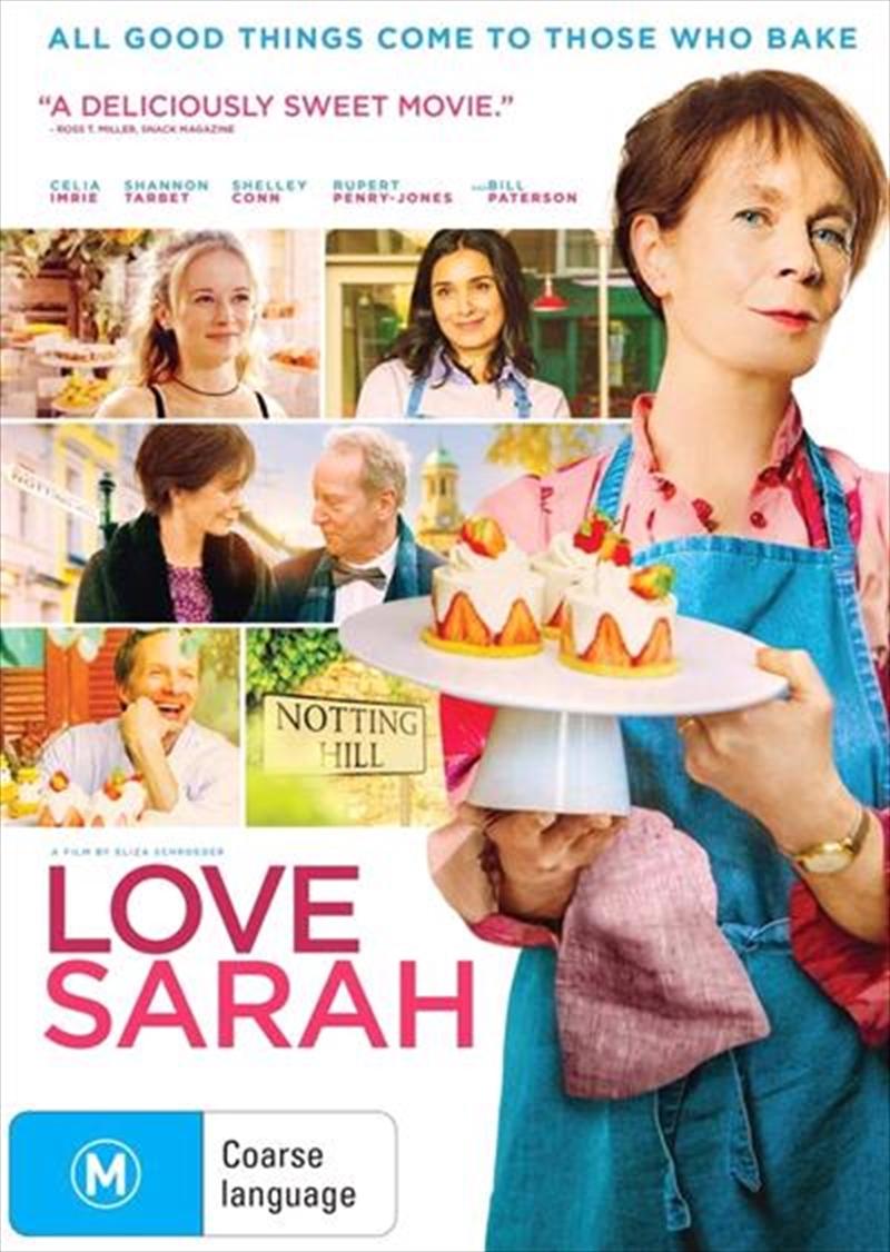 Love Sarah | DVD