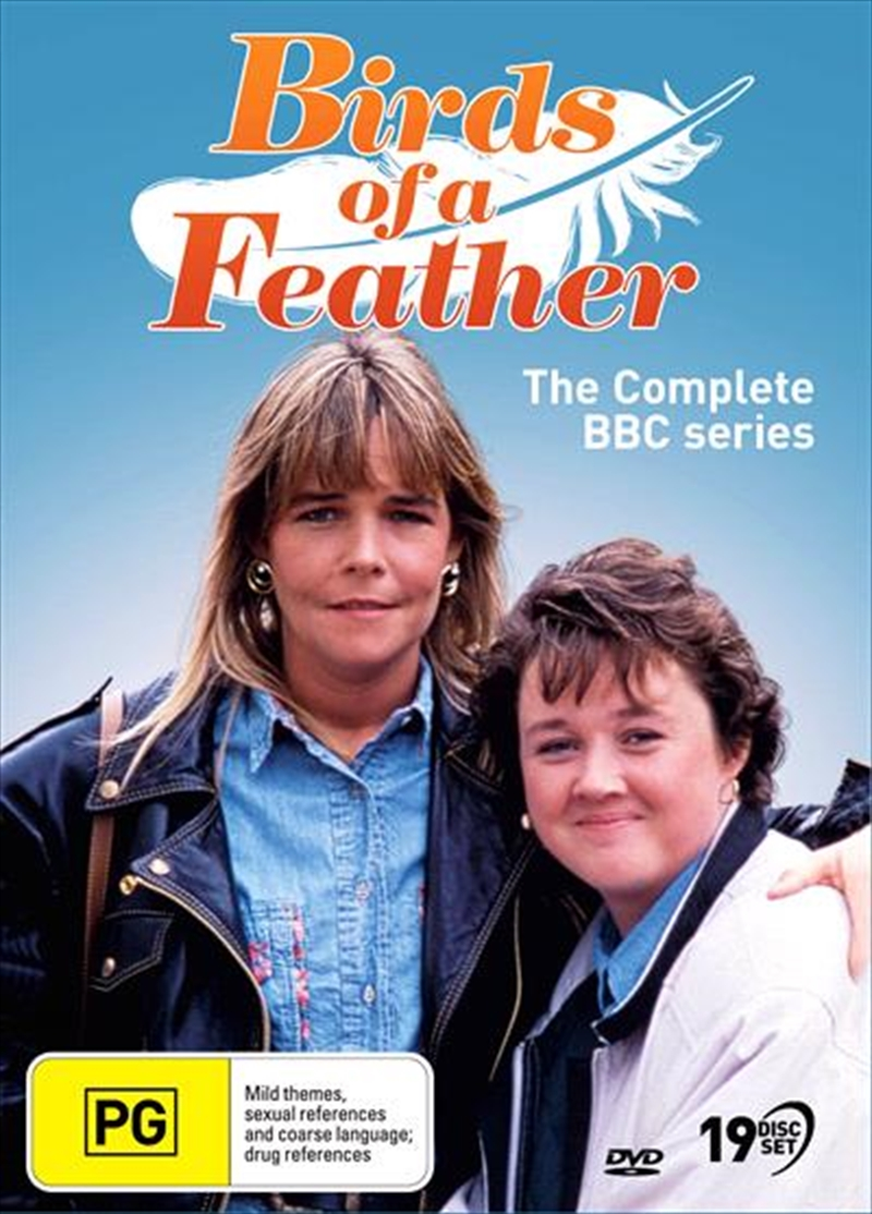 Birds Of A Feather | Complete Series | DVD
