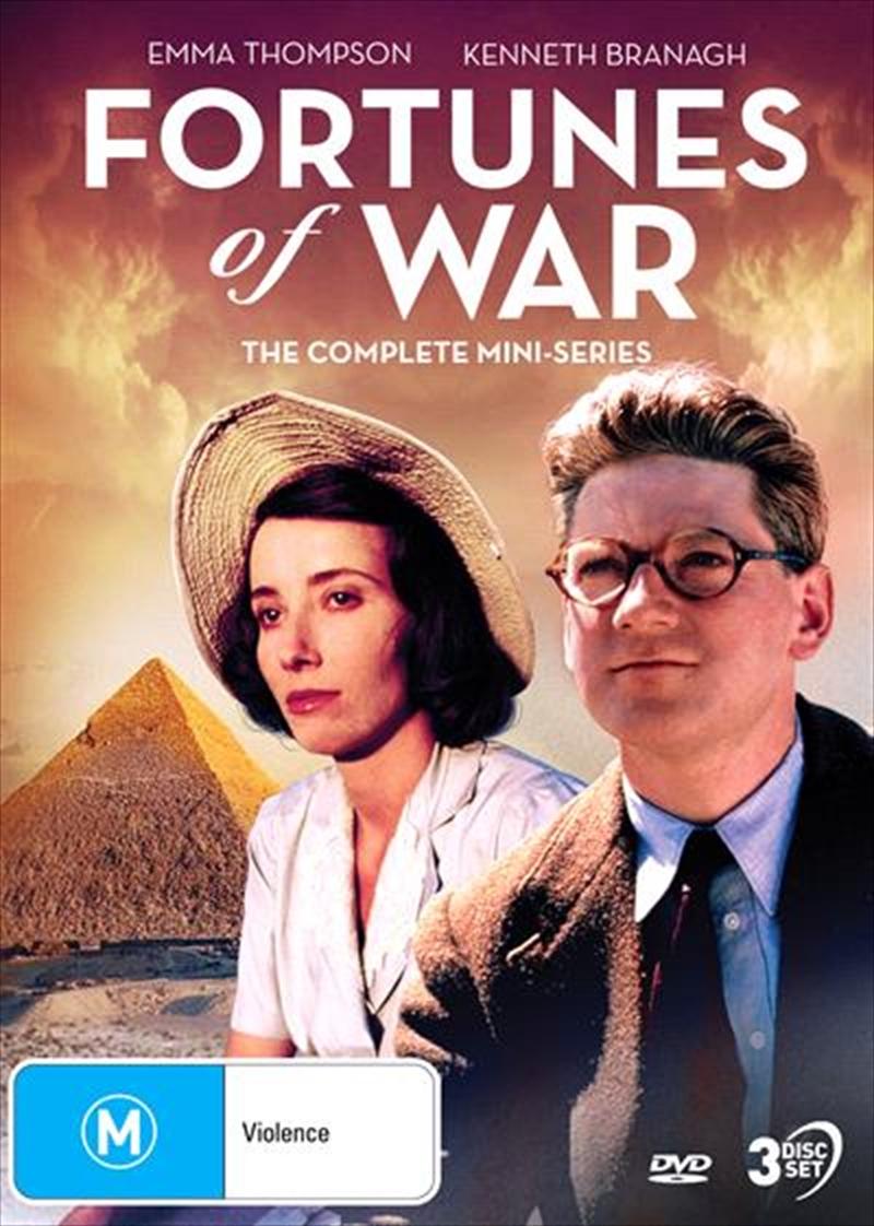 Fortunes Of War | Mini Series | DVD