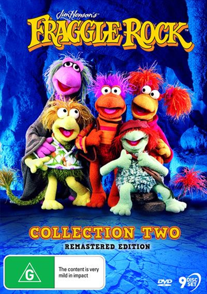 Fraggle Rock - Season 3-4 - Collection 2 - 35th Anniversary Special Edition - Remastered | DVD