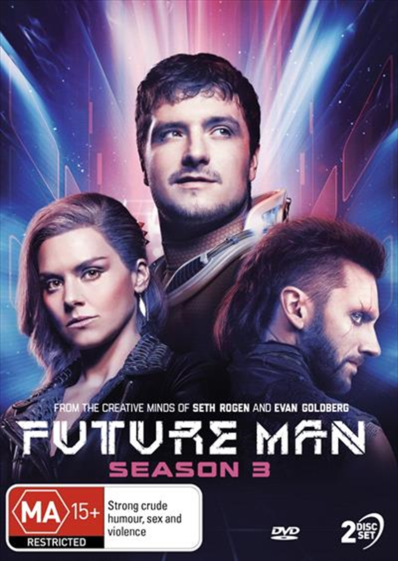 Future Man - Season 3 | DVD