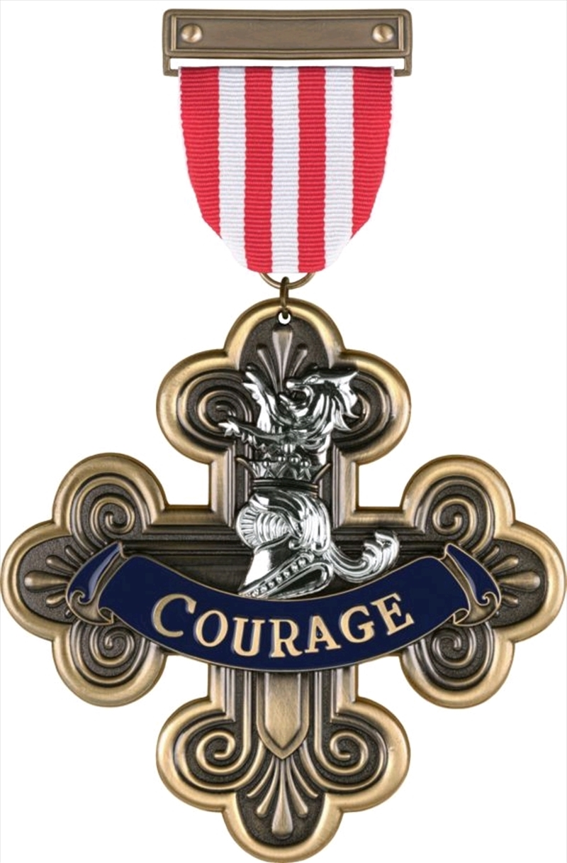 Wizard of Oz - Courage Medal Limited Edition Replica | Collectable