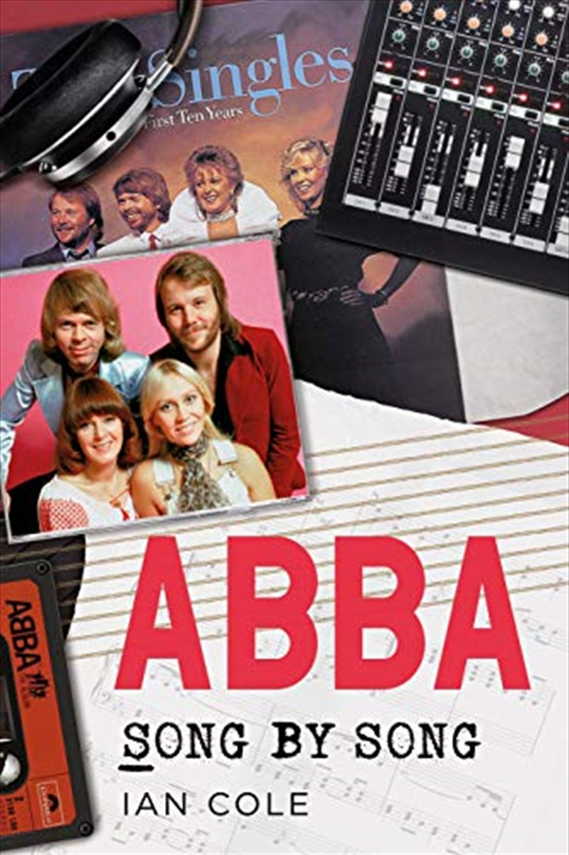 Abba Song By Song | Paperback Book