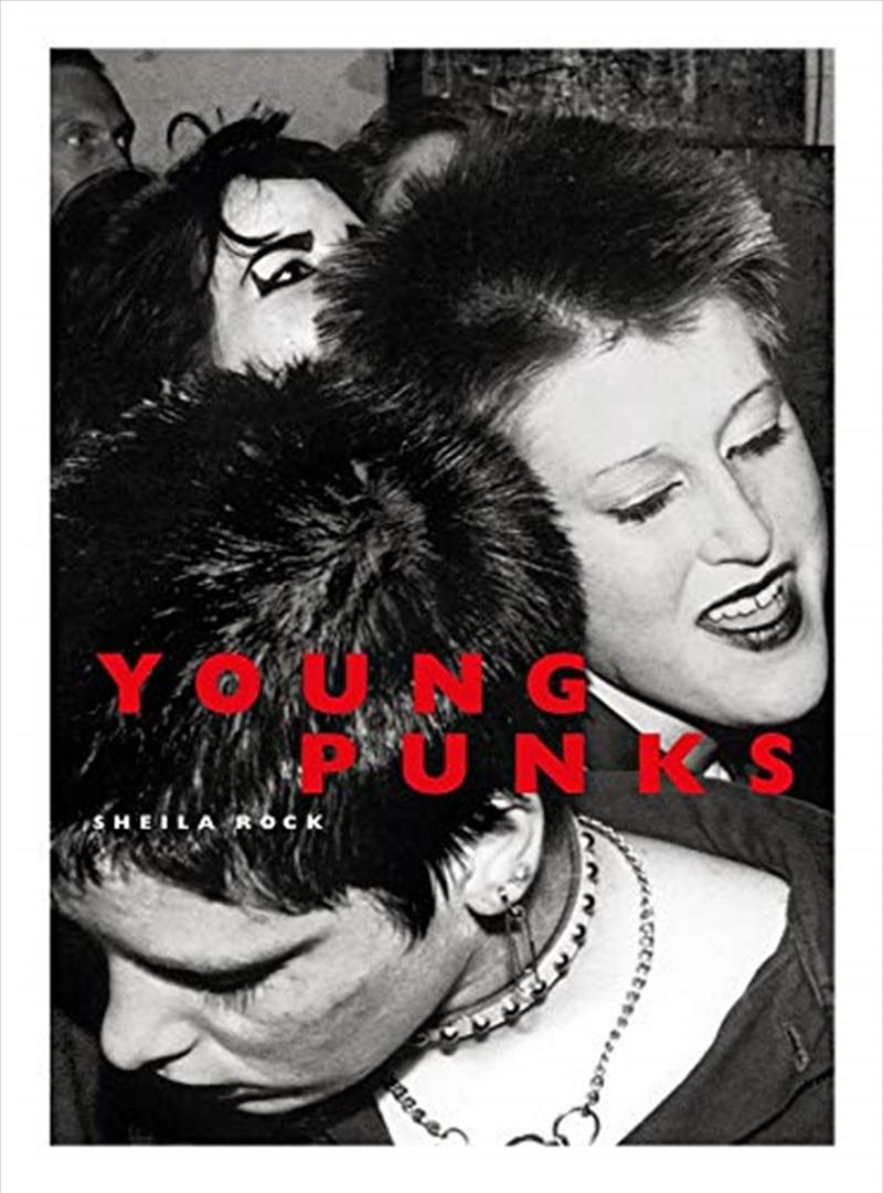 Young Punks | Hardback Book