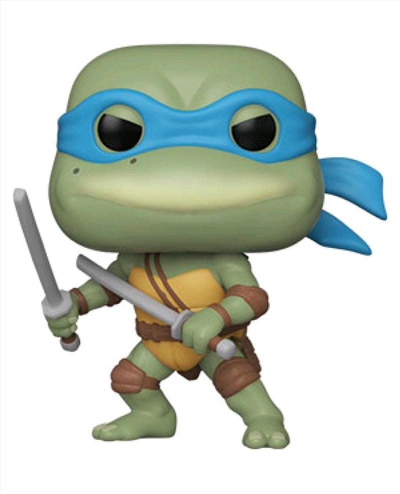 Teenage Mutant Ninja Turtles - Leonardo Retro Pop! Vinyl | Pop Vinyl