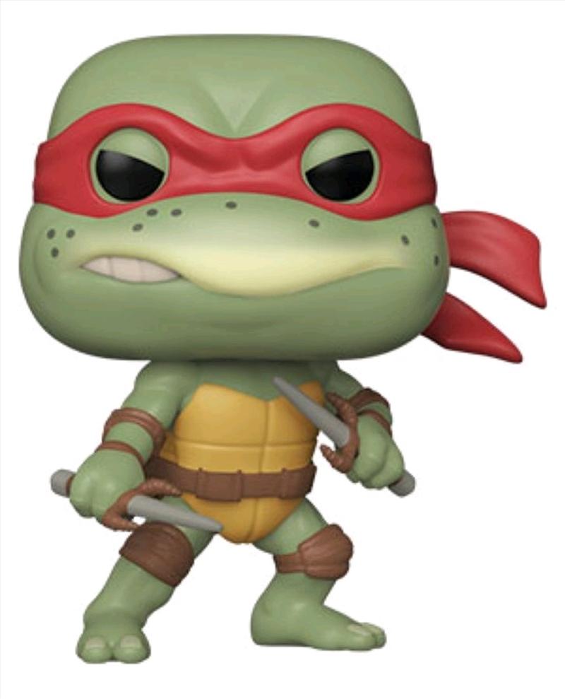 Teenage Mutant Ninja Turtles - Raphael Retro Pop! Vinyl   Pop Vinyl