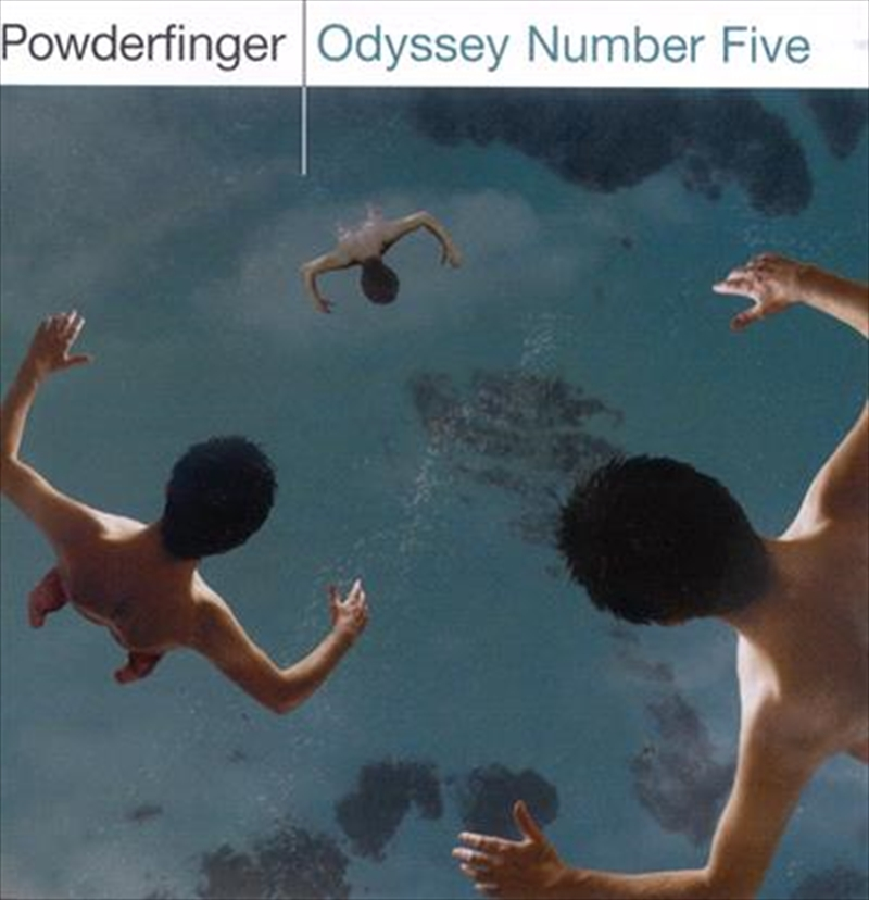 Odyssey Number Five - Deluxe Edition | CD