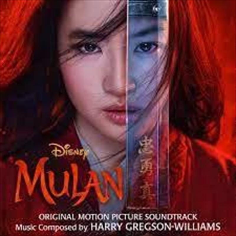 Mulan   CD