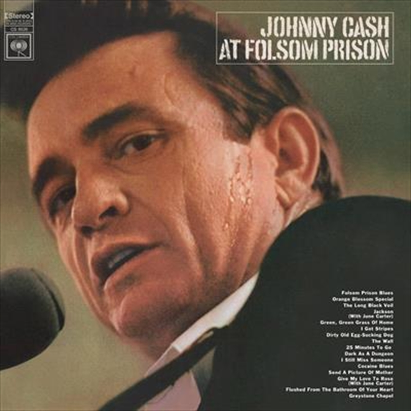 At Folsom Prison   Vinyl