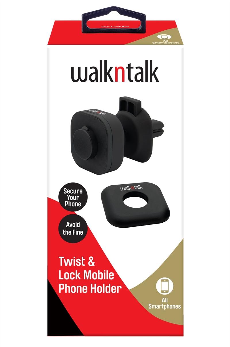 Twist Lock Mobile Phone Holder | Accessories