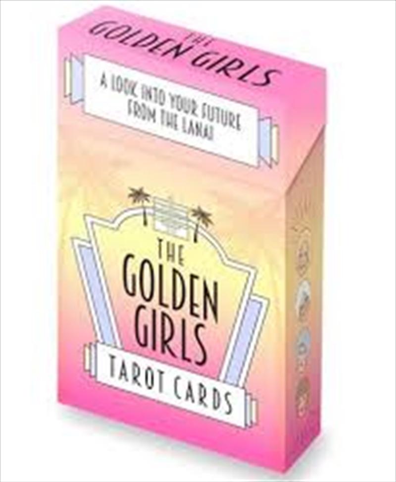 Golden Girls Tarot Cards | Merchandise