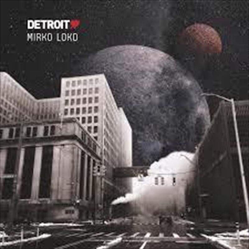 Detroit Love Vol 4 | CD
