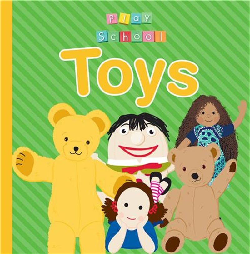 ABC Kids: Play School Toys | Board Book