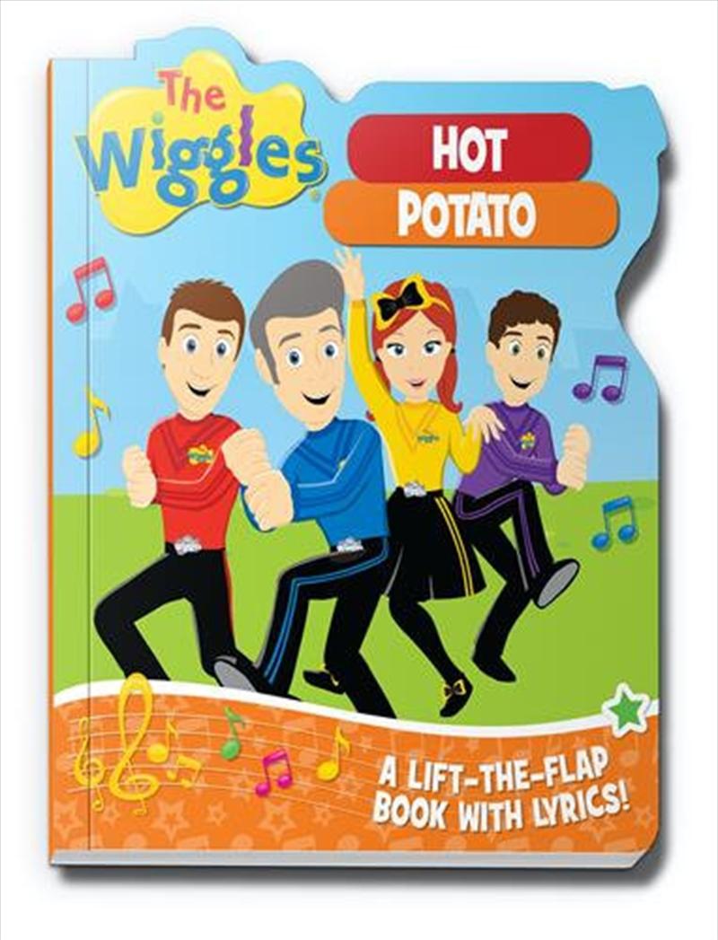 Hot Potato Lift The Flap Book with Lyrics! | Board Book