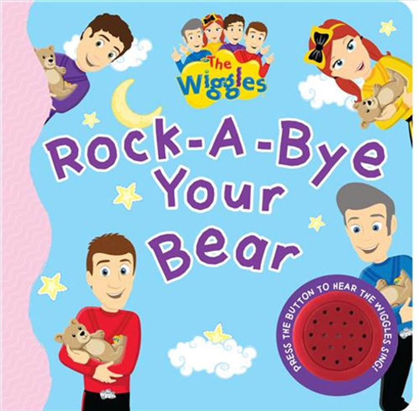 Rock A Bye Your Bear Sound Book | Board Book