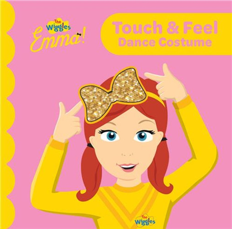 Emma Touch And Feel | Board Book