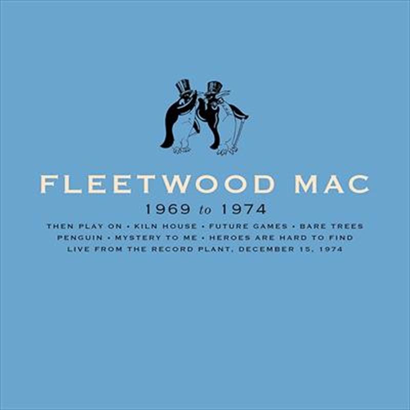 Fleetwood Mac - 1969-1974 | Vinyl