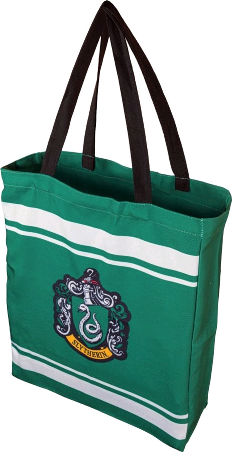 Harry Potter - Slytherin Crest Shopper Bag | Apparel