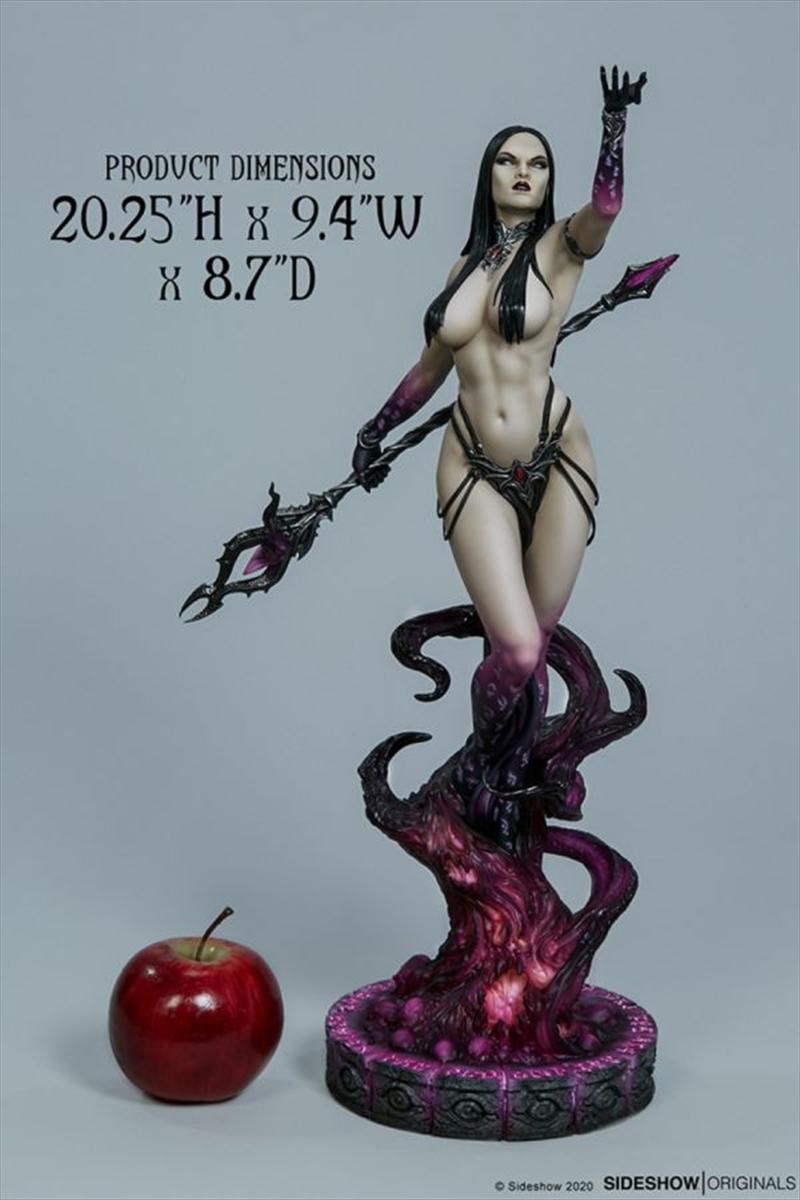 Sideshow Originals - Dark Sorceress Statue | Merchandise
