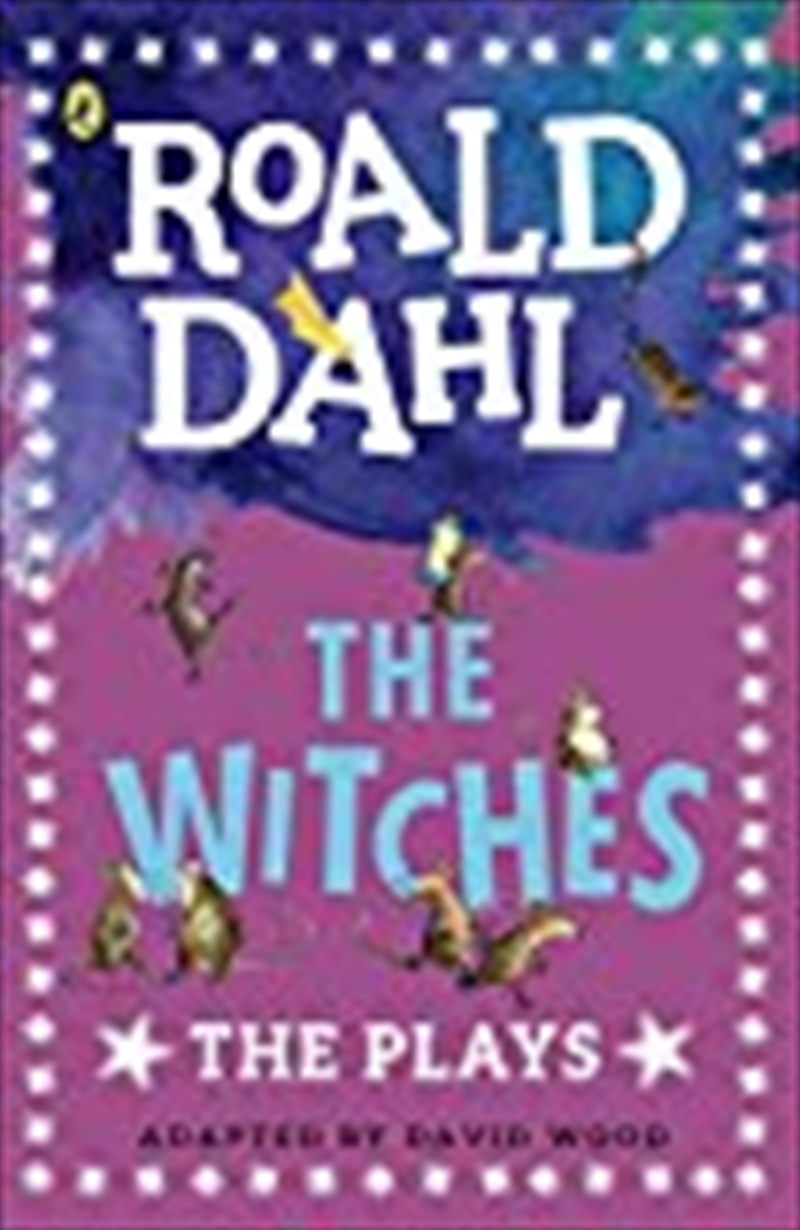 Witches: Plays For Children | Paperback Book