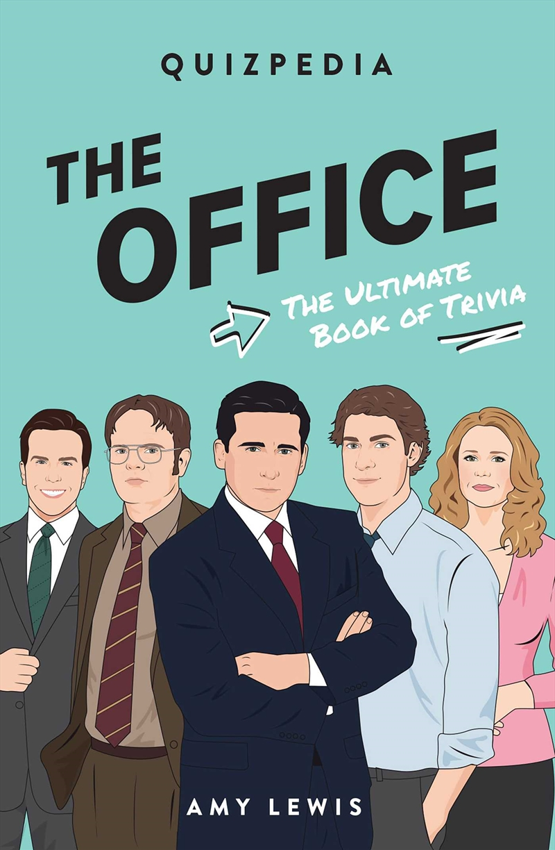Office Quizpedia : The ultimate book of trivia   Paperback Book