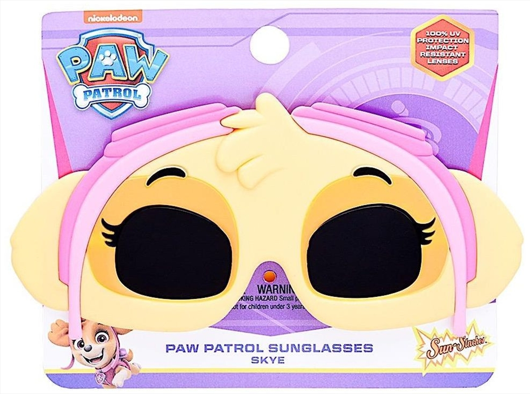 Lil Characters: Paw Patrol Skye Sun-Staches | Apparel