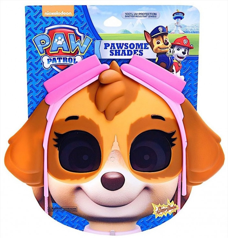 Big Characters: Paw Patrol Skye Sun-Staches | Apparel