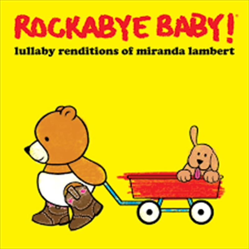 Lullaby Renditions Of Miranda Lambert | CD