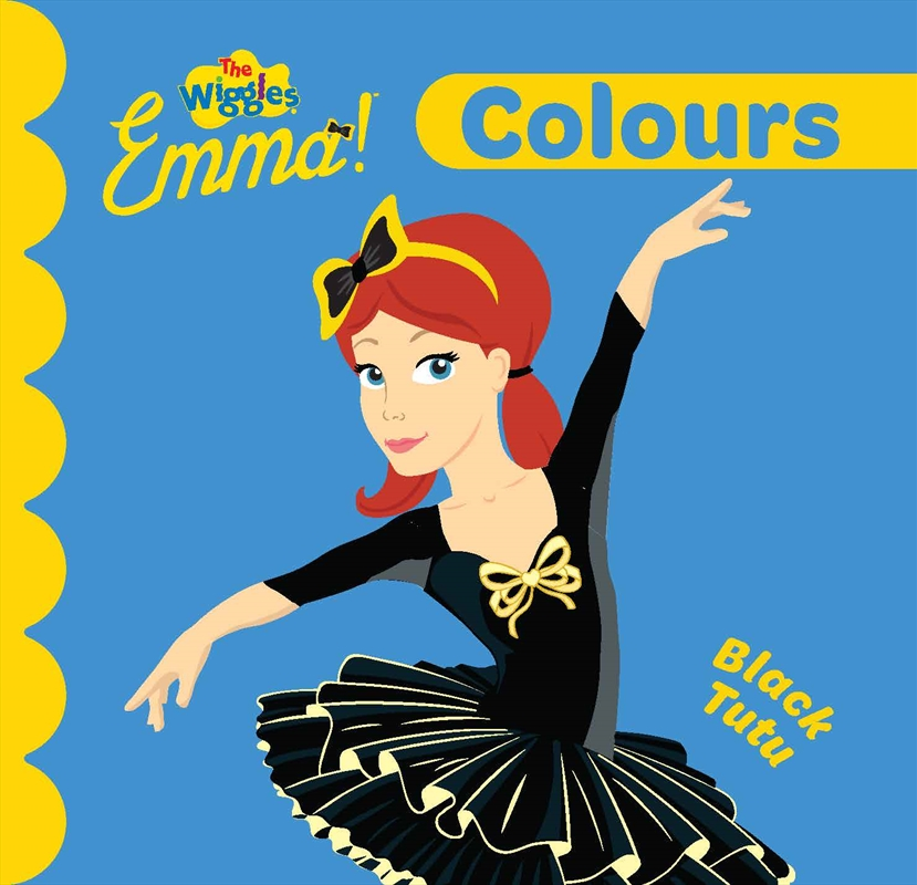Wiggles Emma: Colours | Board Book