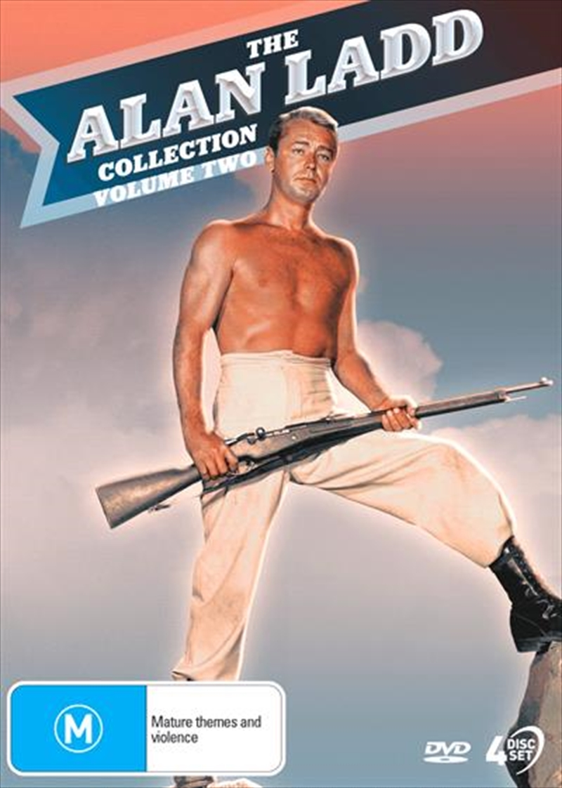 Alan Ladd Collection - Vol 2, The | DVD
