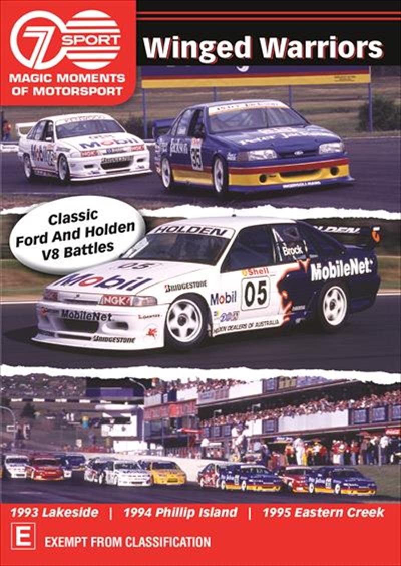 Magic Moments Of Motorsport - Winged Warriors | DVD