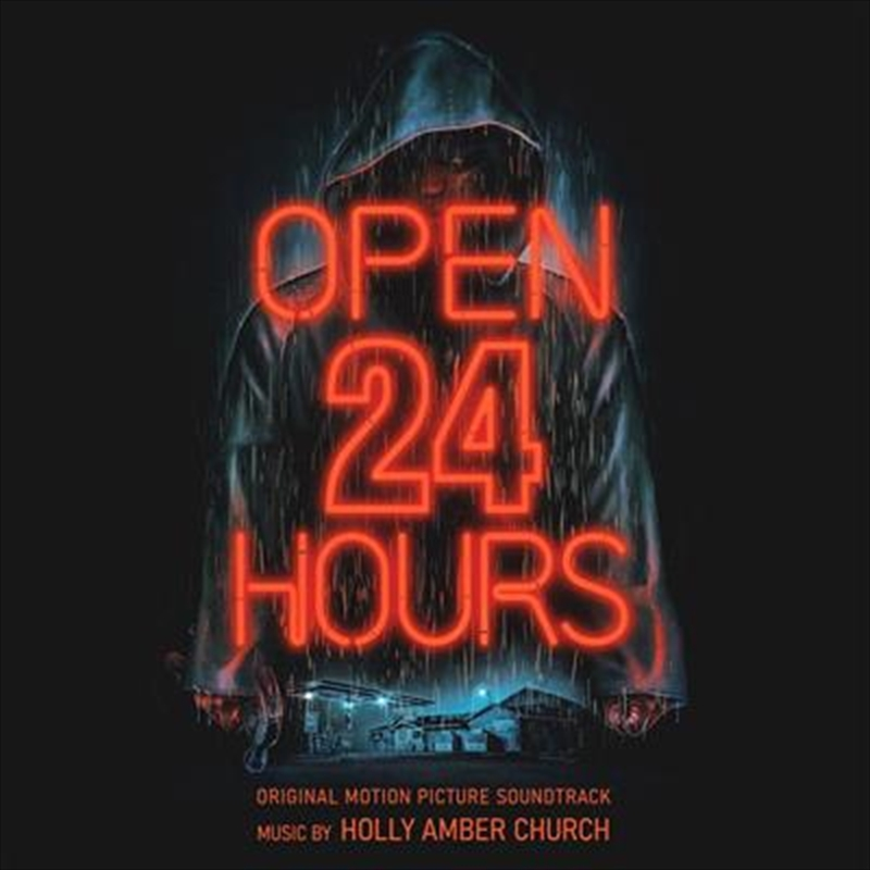 Open 24 Hours | CD