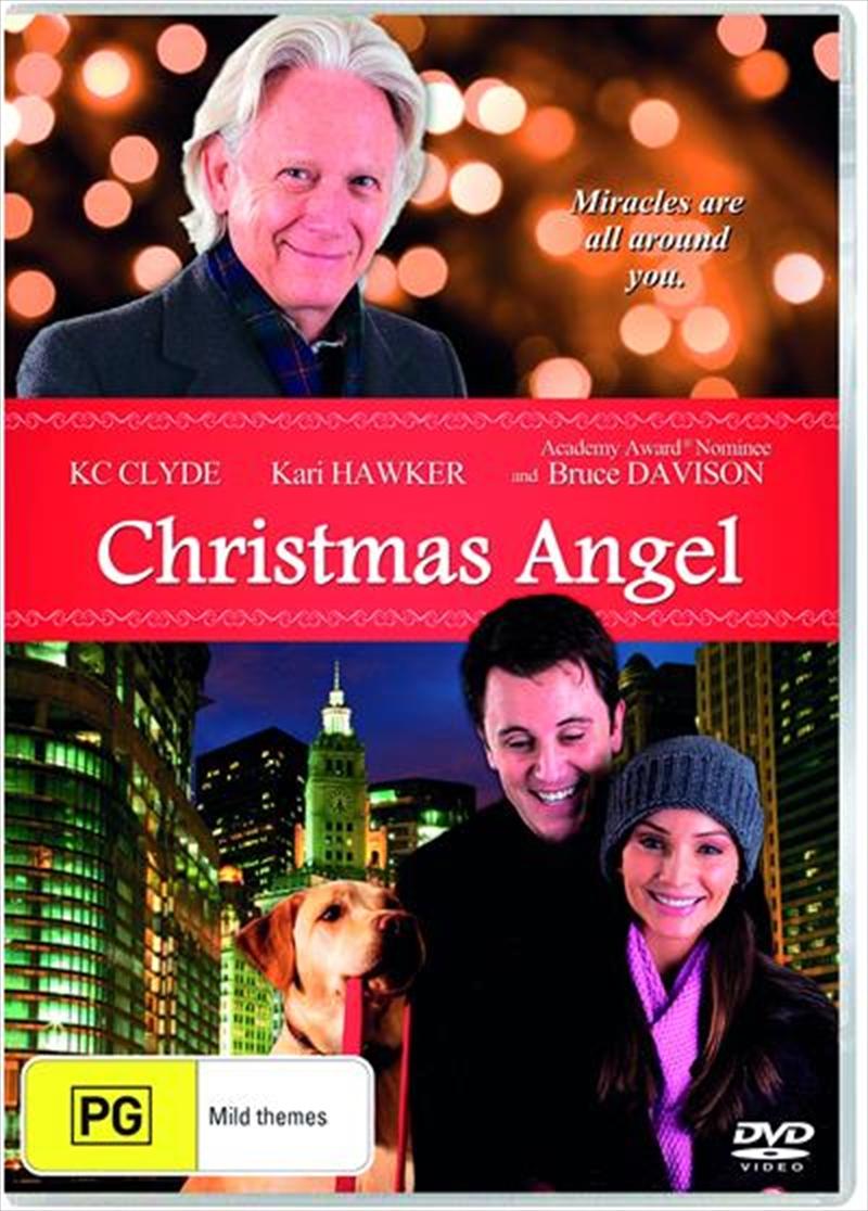 Christmas Angel | DVD