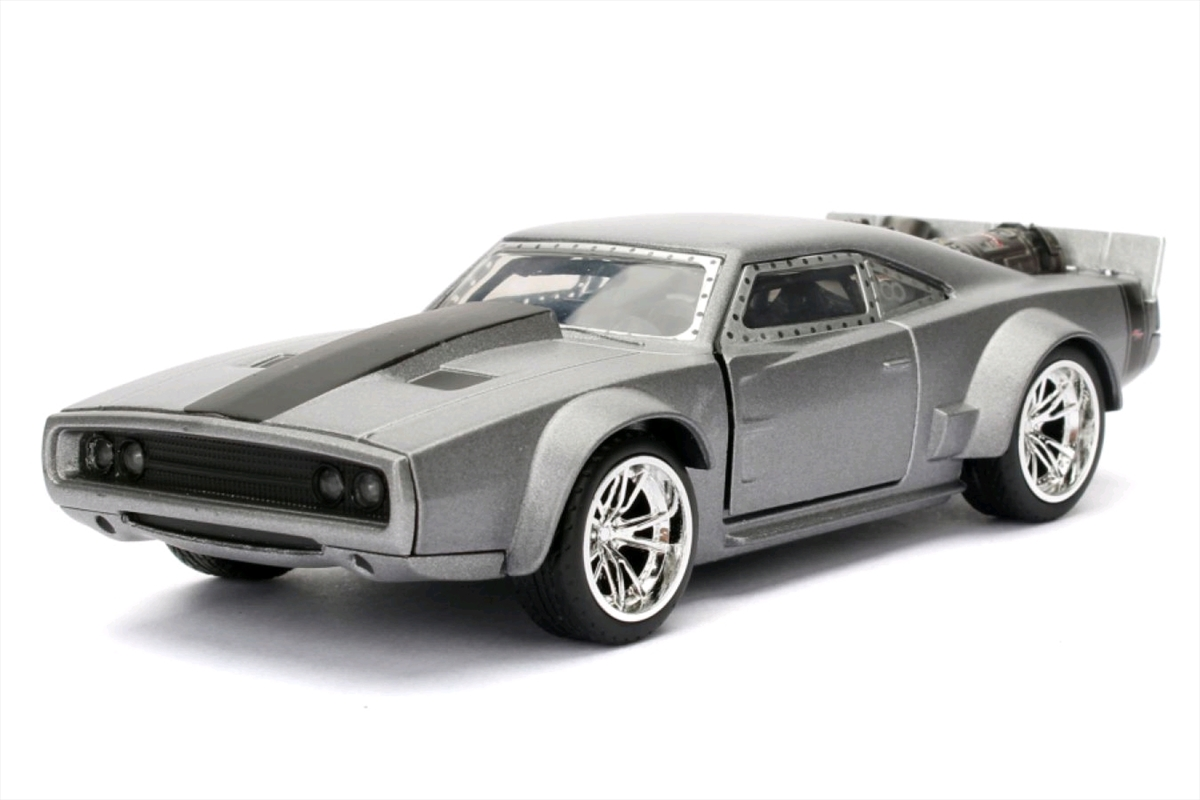 Fast & Furious - FF8 Ice Charger 1:32 Hollywood Ride | Merchandise
