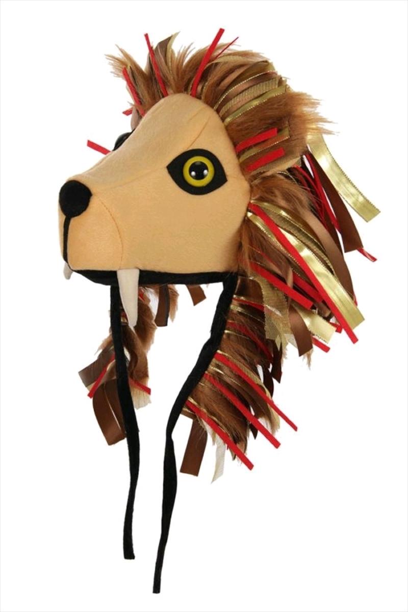 Harry Potter - Luna Lovegood Lion Hat | Apparel