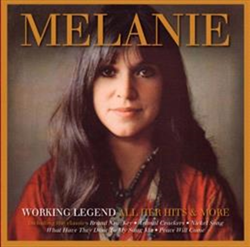 Working Legend - All Her Hits And More | CD